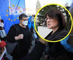 """Matka Boska w tęczowej aureoli. Wyrok wkurzył Kaję Godek. """"Publicystyka homoaktywisty"""""""