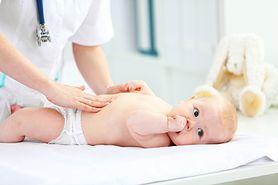 Wgłobienie jelita u noworodków