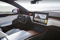 W Tesli Model S można zagrać w Cyberpunka 2077 i Wiedźmina 3 [Aktualizacja] - Tesla Model S - Wiedźmin 3