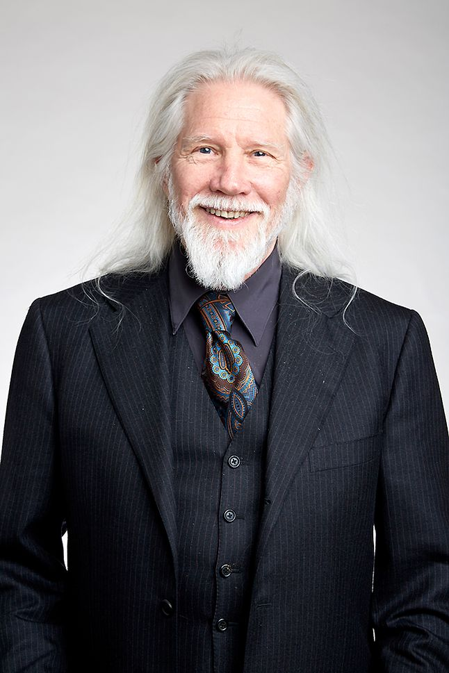 Whitfield Diffie (via Wikimedia Commons)