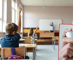 Astma a Covid. Czy dziecko może nie iść do szkoły?