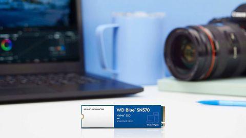 Nowy budżetowy dysk SSD od Western Digital. Poznajcie WD Blue SN570