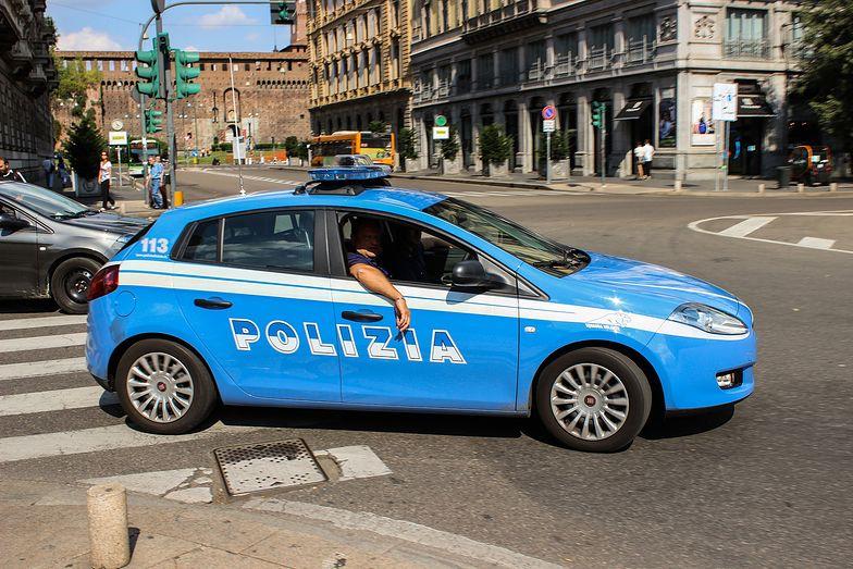 Sycylijski mafiozo rzucił się na strażnika. Odgryzł mu palec