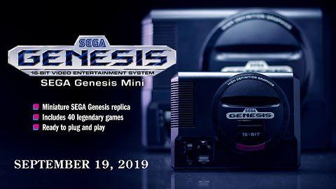Sega Mega Drive Mini – nadchodzi kolejna retro konsola, znamy cenę i datę premiery