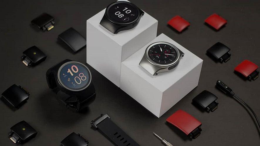 Modularny smartwatch Block trafia do sprzedaży po miesiącach opóźnień