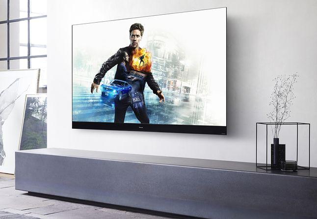 Panasonic HZ2000 to flagowy model na 2020 rok, wyróżnia się specjalnym panelem OLED oraz systemem audio Dolby Atmos, fot. Panasonic