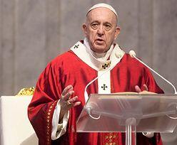 Papież Franciszek zabrał głos na temat śmierci George'a Floyda i zamieszek w USA