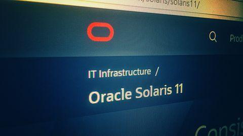 Oracle wydaje się potwierdzać, że nowy Solaris już nie powstanie