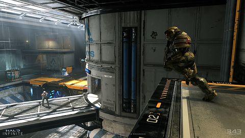 Premiera Halo Infinte się oddala. Po raz kolejny