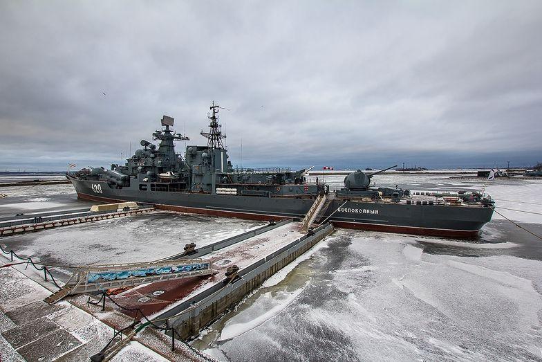 Rosja. Kapitan marynarki przed sądem. Ukradł coś niezwykłego