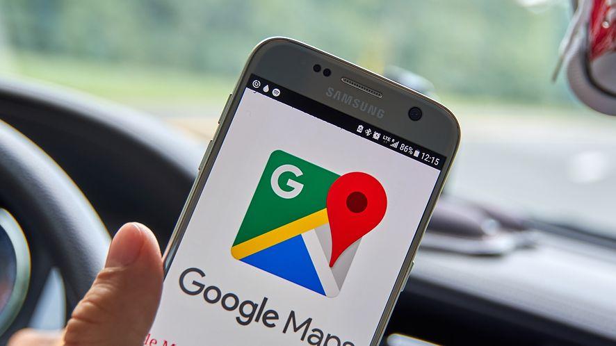 Mapy Google pozwalają sterować odtwarzaną muzyką. (depositphotos)