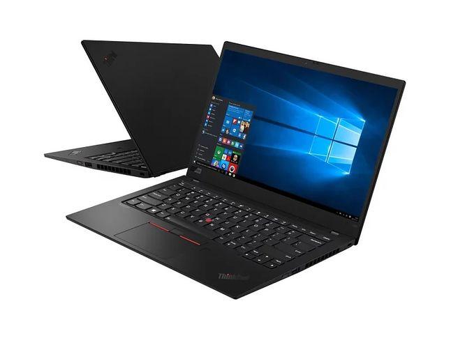 Lenovo ThinkPad X1 Carbon 7. gen, fot. Materiały prasowe