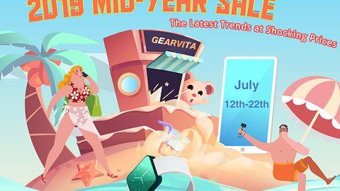 GearVita z fajnymi cenami na produkty Xiaomi, Mi Band 4 za półdarmo