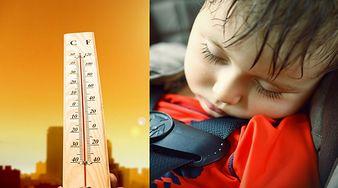 9-letni chłopiec z Włocławka zostawiony w przegrzanym samochodzie. Opiekunowie mogą usłyszeć zarzuty!