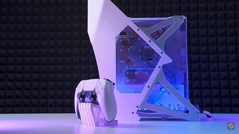 PS5 jak potężny PC. Zobaczcie kosmiczne PlayStation 5