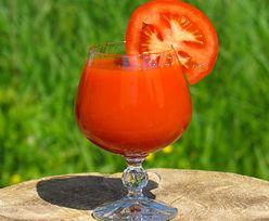 Przepis na sok z pomidorów. Skutecznie obniży ciśnienie