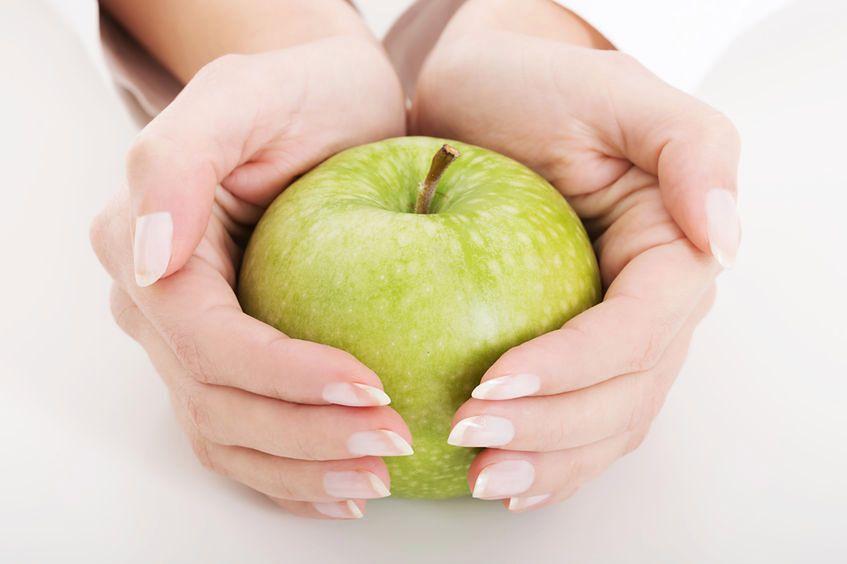Jabłka wzmacniają organizm