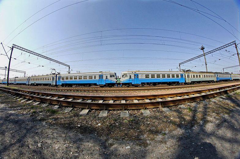 Tragedia w ukraińskim pociągu. Śmierć pasażera w wagonie sypialnym