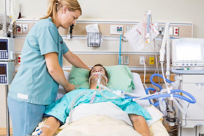 Pielęgniarki na OIOM