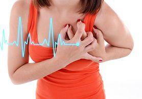 Zawał serca u kobiety - nietypowe objawy, typowe konsekwencje