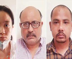 Indie. Chinka, Hindus i Nepalczyk aresztowani pod zarzutem szpiegostwa