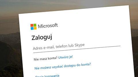 Microsoft załatał system logowania. Za pierwszym razem problem zbagatelizowano