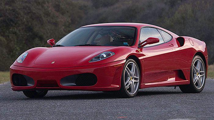 Należące do Trumpa Ferrari F430 sprzedane za 270 tys. dolarów