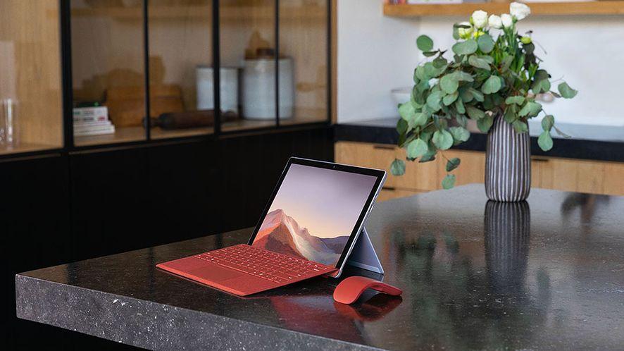 Surface Pro 7, fot. Materiały prasowe