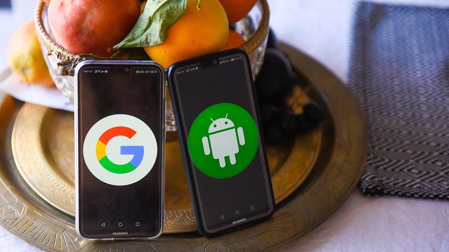 Android 10 stosunkowo szybko zdobywa rynek, fot. Getty Images