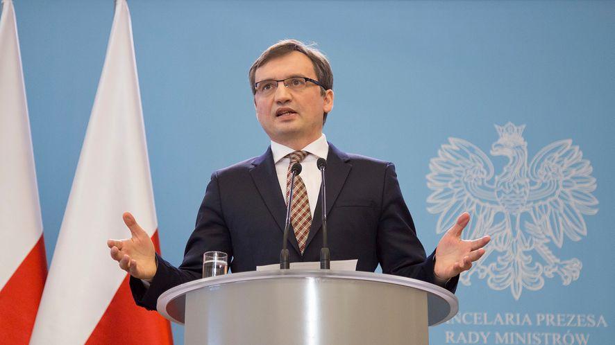 "Prokuratura ""broni"" Zbigniewa Ziobro"