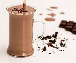 Czekoladowy milkshake - jak z McDonald's. I to bez cukru! Tylko 200 kcal