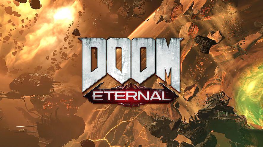 """""""DOOM Eternal"""" to pierwsza potwierdzona gra z Orionem / Fot. Materiały prasowe"""