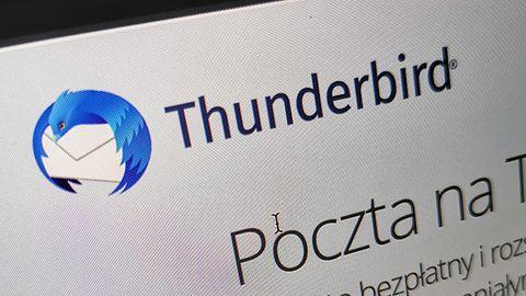 Thunderbird 68 lepiej wykrywa phishing, wymaga nowych rozszerzeń