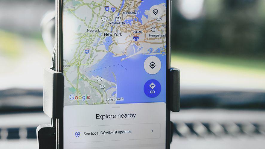 Google ukrywało ustawienia dotyczące lokalizacji?