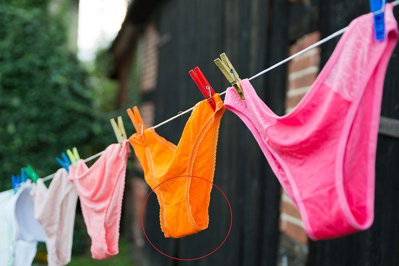 Do czego służy kieszonka w damskich majtkach?
