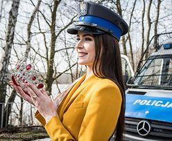 Miss Polski 2020 zamieniła koronę na mundur. Są zdjęcia z testu sprawności