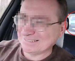 Wielkopolska. Z uśmiechem uciekał przed policją. Wszystko transmitował na Facebooku