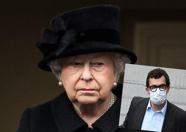 Seks-skandal w rodzinie królewskiej. Kuzyn królowej skazany