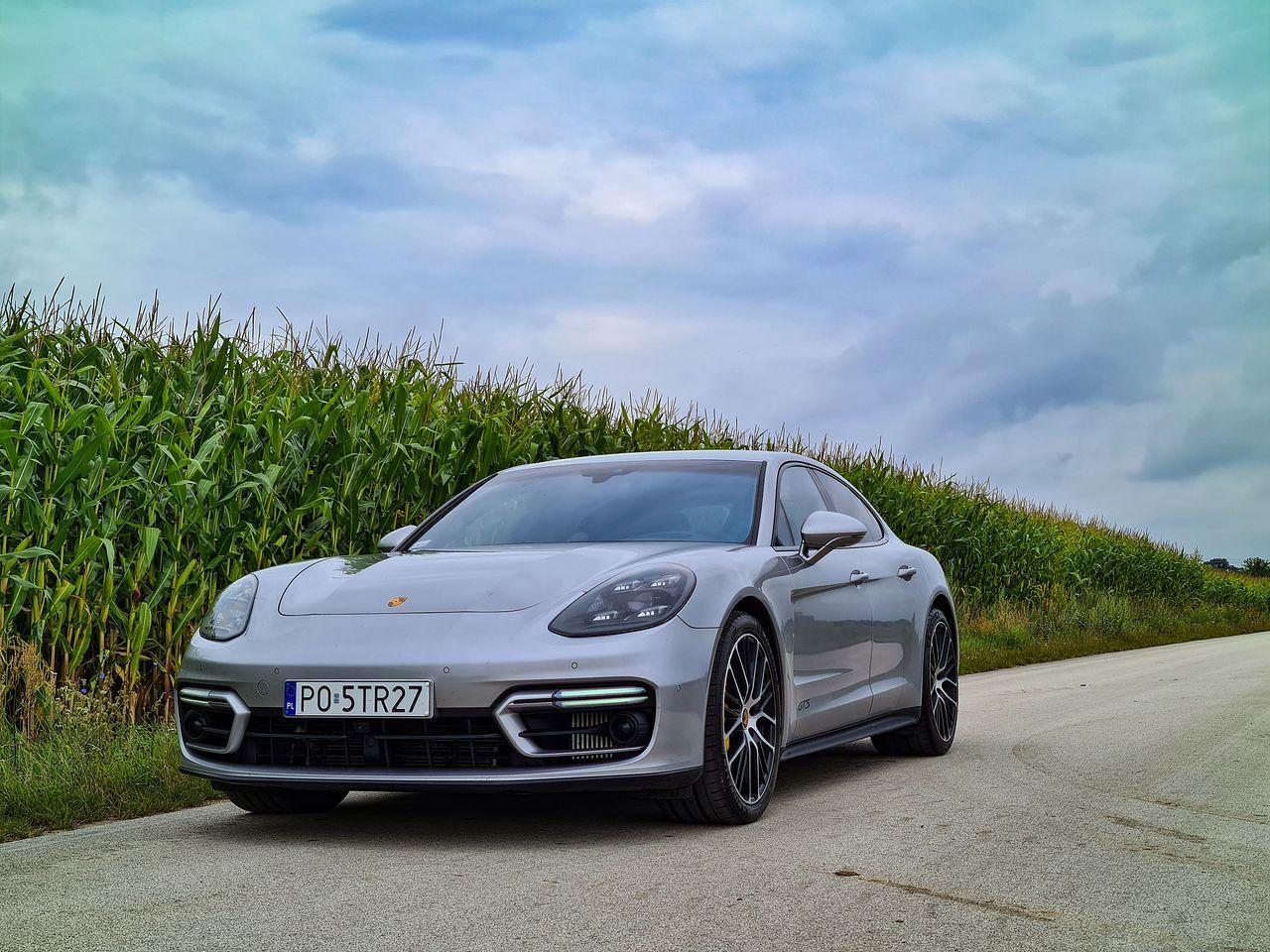 Test Porsche Panamera GTS: System audio Burmester i działanie systemu