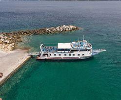 Brytyjski statek zatonął u wybrzeży Grecji. Na pokładzie było 17 osób