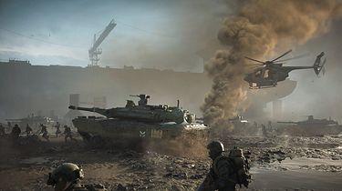 Battlefield 2042. Problem z brakiem graczy rozwiązany - Battlefield 2042