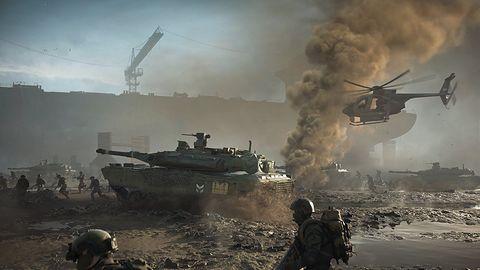 Battlefield 2042. Problem z brakiem graczy rozwiązany