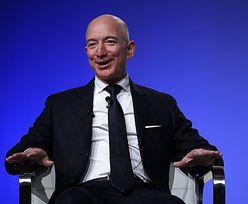 Jeff Bezos spojrzał na Ziemię z kosmosu. Już wie, gdzie wyda miliard dol.