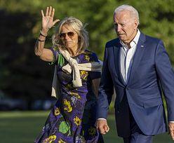 Żona prezydenta USA w szpitalu! A tylko spacerowała po plaży...