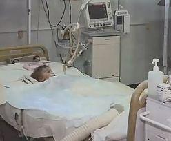 Dramat 2-latka. Rodzice znaleźli go w kałuży krwi
