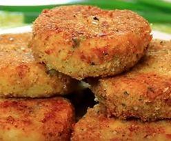 Przepis na serowe kotlety. Wykorzystasz ziemniaki z wczoraj