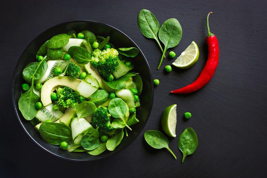 Stosowanie suplementów diety