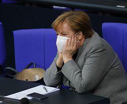Koronawirus. Angela Merkel udzieliła wywiadu. Złe wieści z Niemiec