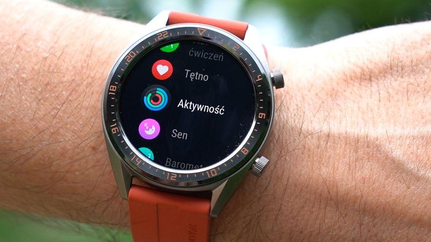 Huawei Watch GT - smartwatch idealny