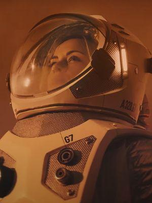 Greta Thunberg sprowadza ludzkość z Marsa na Ziemię